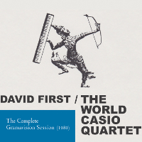 David First - The Complete Gramavision Session (1989)